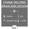china oolong oranjebloesem